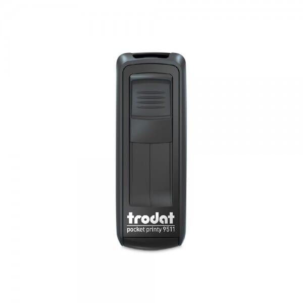 Trodat Pocket Printy 9511 Premium (38x14 mm - 4 Zeilen)