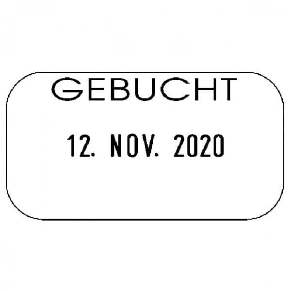 AKTION - Colop Printer S 260/L GEBUCHT (45x24 mm)