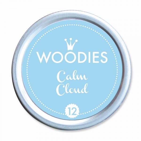 Woodies Stempelkissen - Calm Cloud bei Stempel-Fabrik