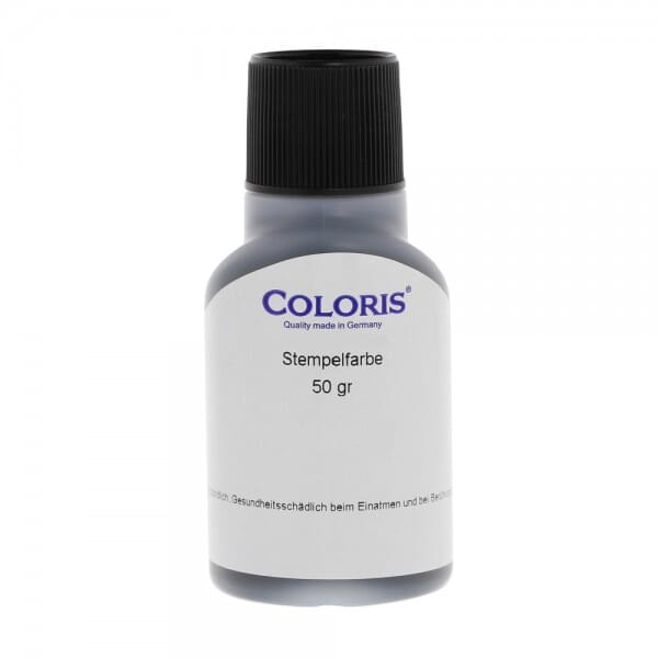 Coloris Stempelfarbe 4734P (50 ml)