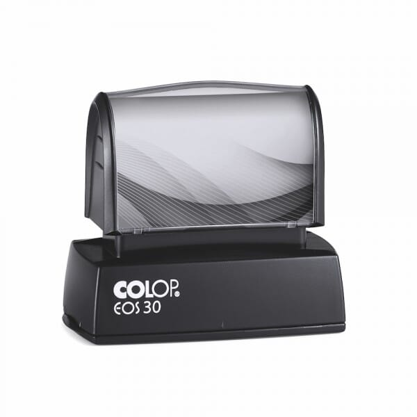 Colop EOS 30 Unterschriftenstempel / Faksimilestempel (51x18 mm) bei Stempel-Fabrik