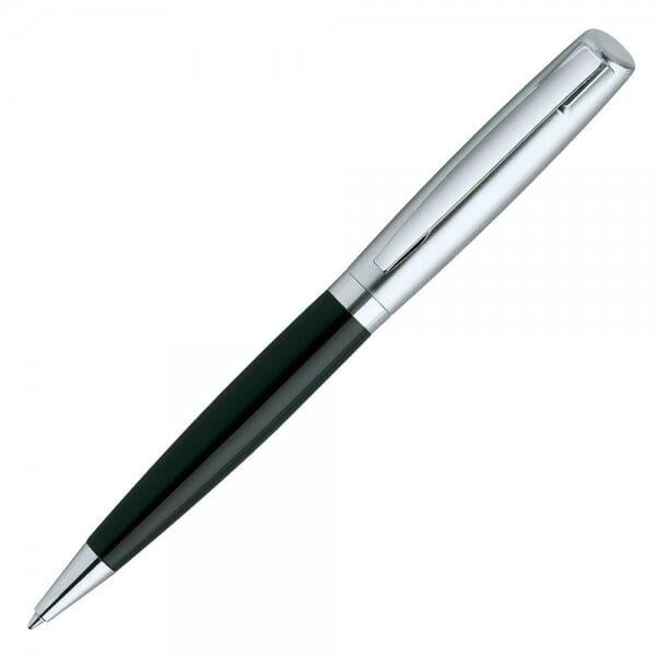 Heri Classic Light 6522 Kugelschreiberstempel Silber/Schwarz (33x bei Stempel-Fabrik