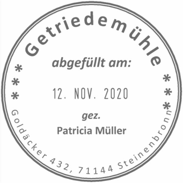 Trodat Printy 46145 Premium (Ø 45 mm - 4 Zeilen)