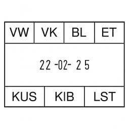 Reiner Elektrostempel 920/922/925