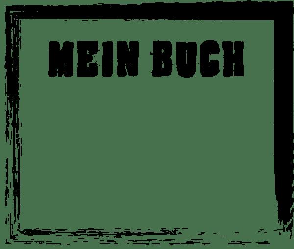 Schülerstempel Holzstempel - Mein Buch (60x50mm)
