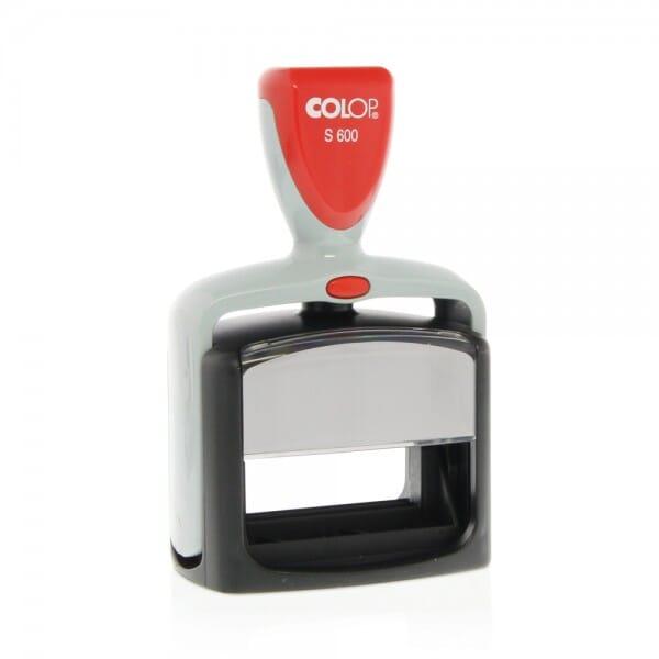 Colop Office Line S 600 (58x37 mm - 8 Zeilen)