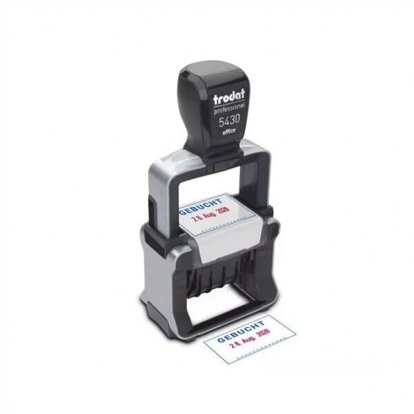 Trodat Office Professional 5430 GEBUCHT (41x24 mm)