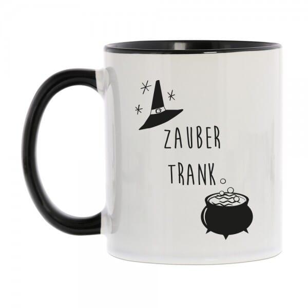 "Keramiktasse Halloween ""Zaubertrank"""