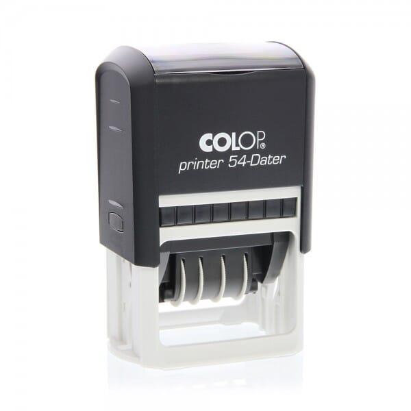 Colop Printer 54 Dater (50x40 mm - 7 Zeilen) bei Stempel-Fabrik