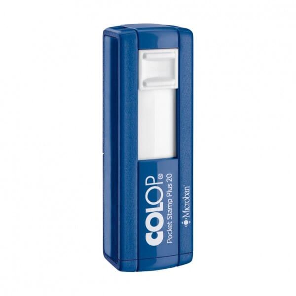 Arztstempel - Taschenstempel PSP20 M antibakteriell (38x14 mm - 4 bei Stempel-Fabrik