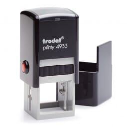 Trodat Printy 4933 (25x25 mm - 6 Zeilen)