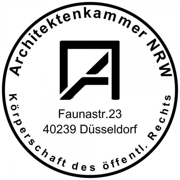 Trodat Printy 4642 (ø 42 mm - 8 Zeilen)