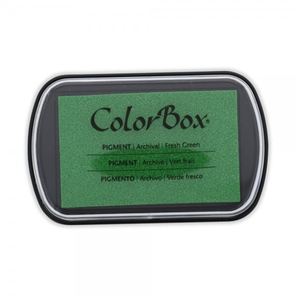 Clearsnap Colorbox - Freshgreen Stempelkissen (10 x 6,3 cm)