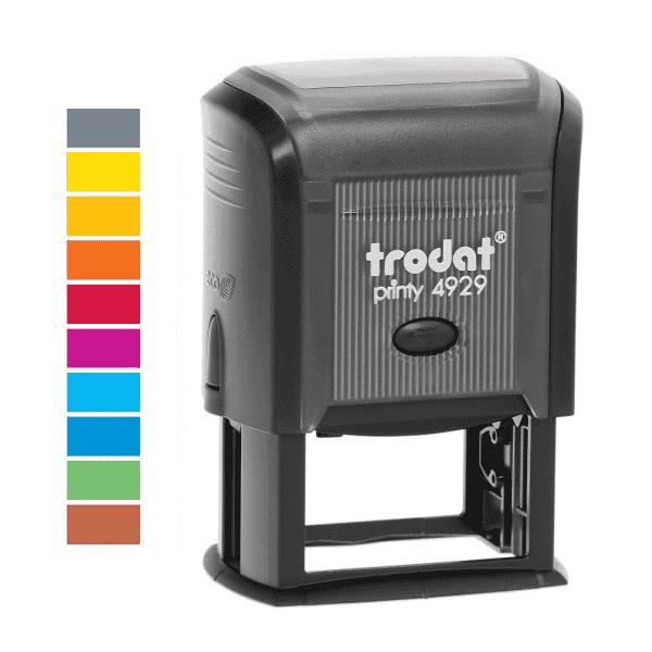Trodat Printy 4929 Premium (50x30 mm - 7 Zeilen) bei Stempel-Fabrik