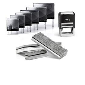 Stempelplatten für Colop Printer