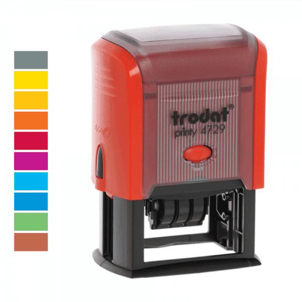 Trodat Printy 4729 Premium (50x30 mm - 4 Zeilen) bei Stempel-Fabrik