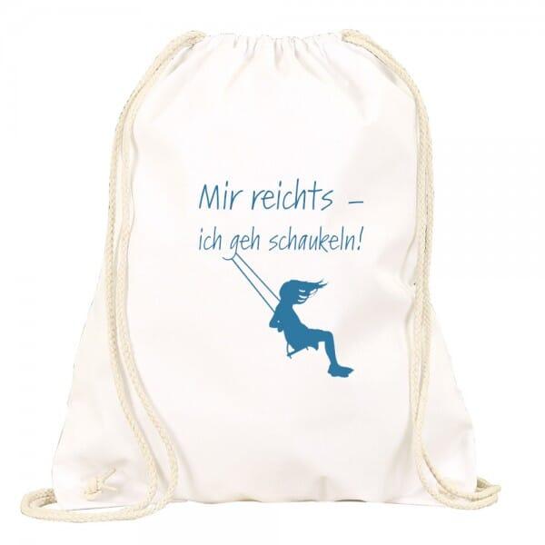 Eventbag/Kinderrucksack individuell 4-farbig bedruckt (Druckfläche 16x20 cm)