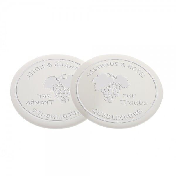 Delrinplatten für Prägezangen (51 mm rund - 6 Zeilen)