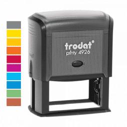 Trodat Printy 4926 Premium (75x38 mm - 9 Zeilen)