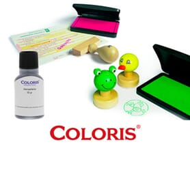 Coloris Stempelfarben für Papier