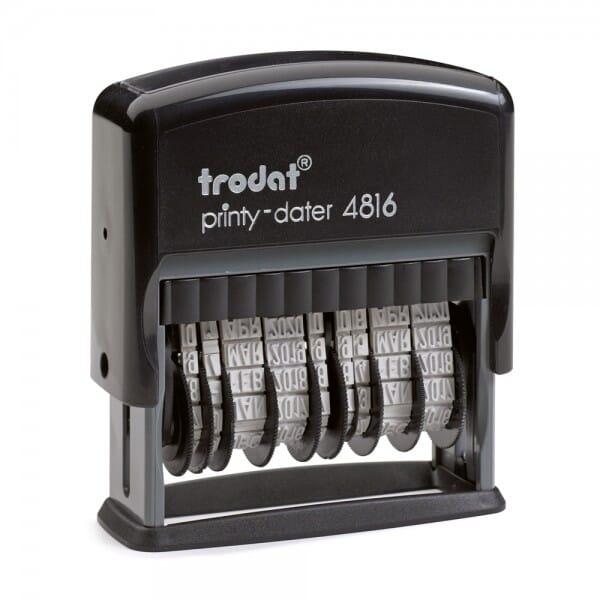 Trodat Printy Classic 4816 (SH 3,8 mm - 49x3,8 mm)