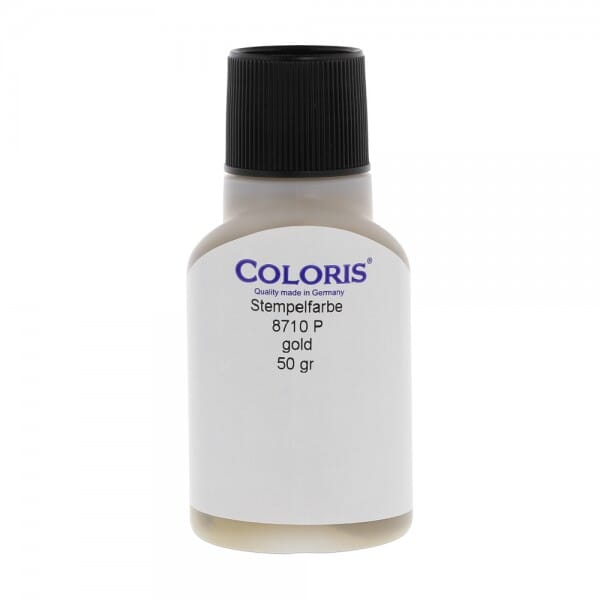 Coloris Stempelfarbe 4000 P Metallic