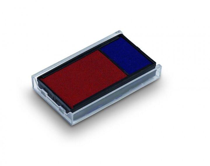 Ersatzkissen für Trodat Printy 6/4912 (blau/rot) bei Stempel-Fabrik