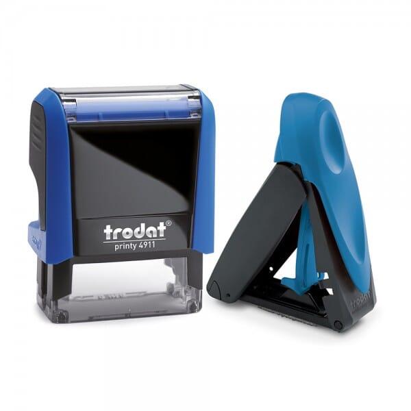 AKTION - Doppelpack / Trodat Printy 4911 + Mobile Printy 9411 bei Stempel-Fabrik