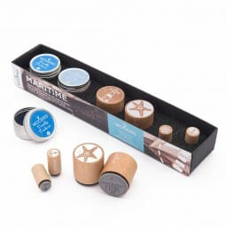 Woodies Stempel SET - Maritim WS0010