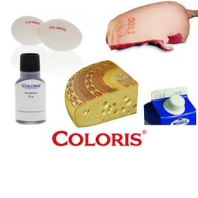 Coloris Stempelfarben Lebensmittel & Verpackung