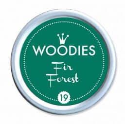 Woodies Stempelkissen - Fir Forrest