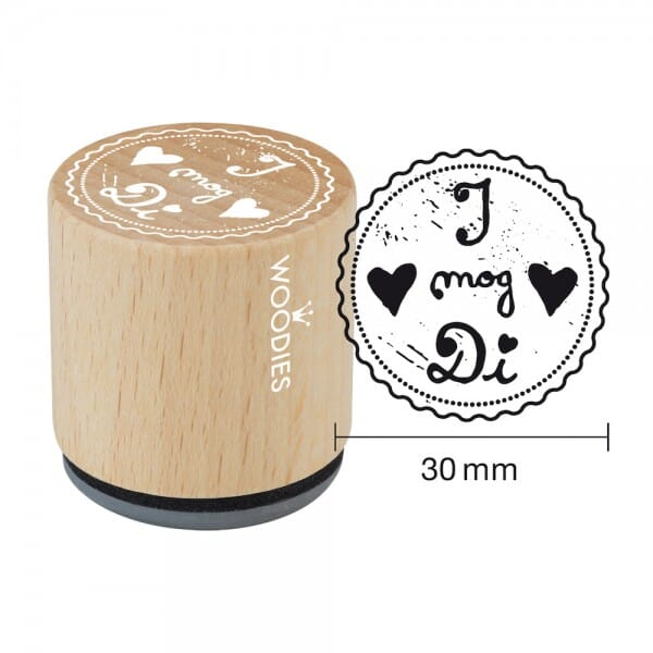 Woodies Stempel - I mog di W11006