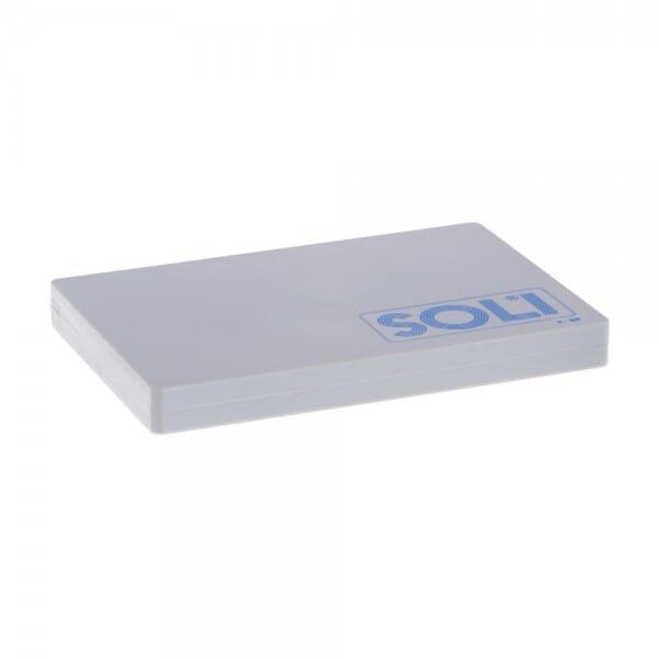 SOLI Bürostempelkissen 4.SP (190x130 mm)