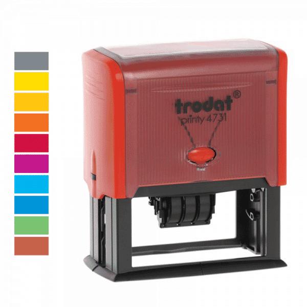 Trodat Printy 4731 Premium (70x30 mm - 4 Zeilen) bei Stempel-Fabrik