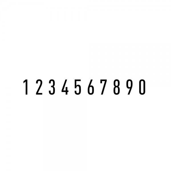 Colop Ziffernstempel 15010 (118x15 mm - 10-stellig)